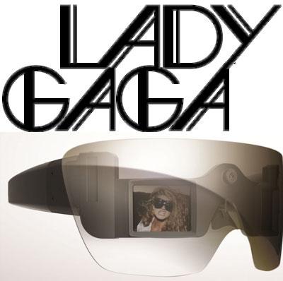Lady Gaga i Polaroid naočare za sunce