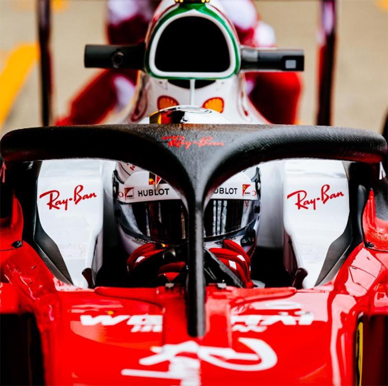 Formula 1 i Ray Ban