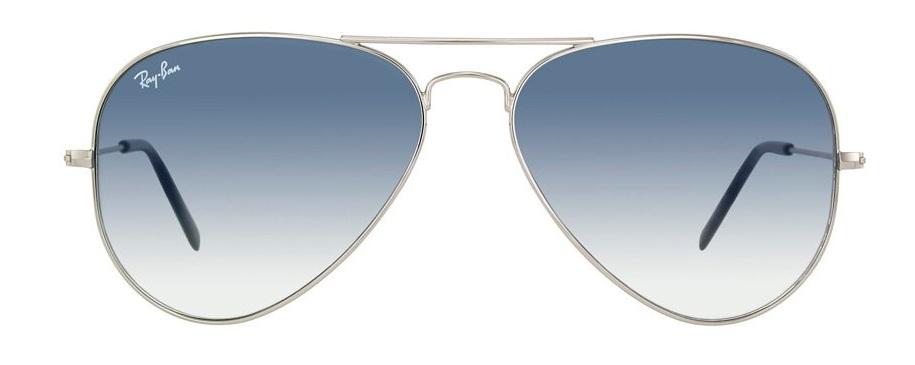 Naočare za sunce sa plavim staklima