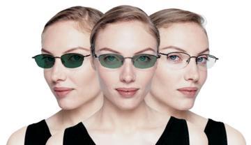 Fotoosetljive naočare