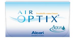 Air Optix Aqua mesečna kontaktna sočiva