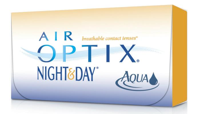 Air Optix Night & Day mesečna kontaktna sočiva