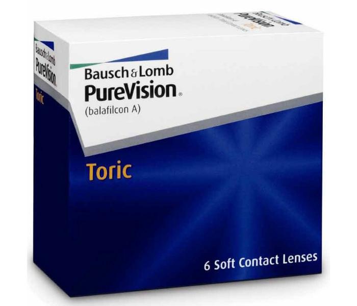 Baush & Lomb Soflens Toric mesečna kontaktna sočiva za toric