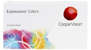 Coopervision - Expressions Colors