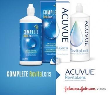 ACUVUE RevitaLens Johnson & Johnson