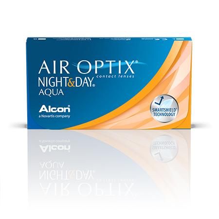 ALCON (CIBA VISION)  AIR OPTIX Night&Day