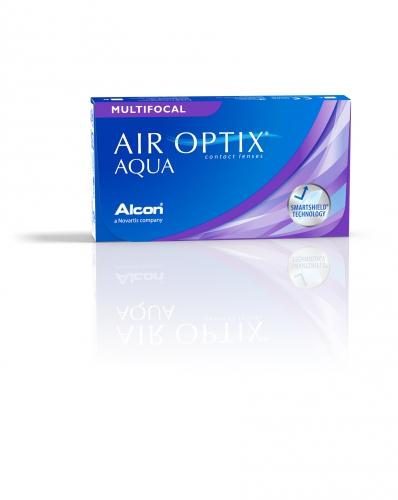 ALCON (CIBA VISION) Air Optix Aqua MULTIFOCAL