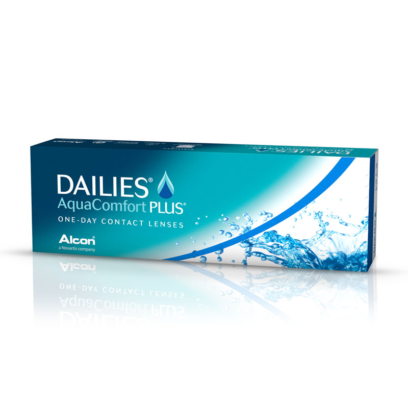 ALCON (CIBA VISION) Dailies Aqua Comfort Plus