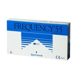 COOPER VISION FREQUENCY 55