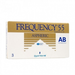 COOPER VISION Frequency 55/ASPHERIC