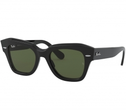 Ray Ban STATE STREET RB2186 901/31 49