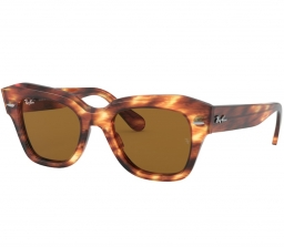 Ray Ban STATE STREET RB2186 954/33 49