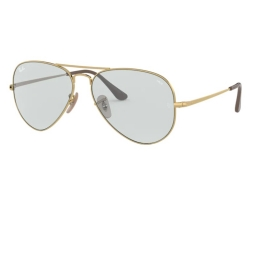 RAY BAN  RB3689 001/T3 58