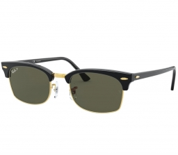 Ray Ban Clubmaster Square RB3916 130358 52