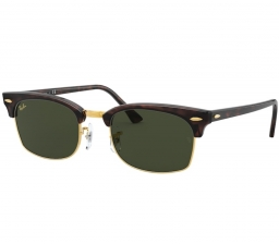 Ray Ban Clubmaster Square RB3916 130431 52