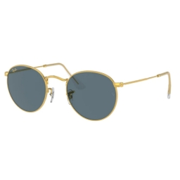 RAY BAN ROUND METAL RB3447 9196R5 53