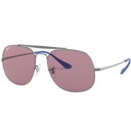 Ray Ban THE GENERAL RB3561 9106W0 57
